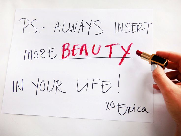 Add beauty in your life