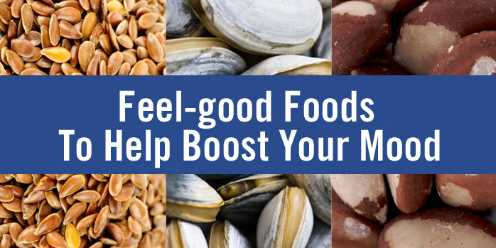 Food that boost your mood