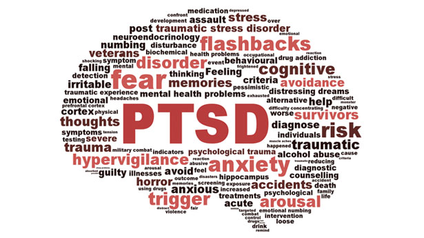 Post-traumatic-stress-disorder