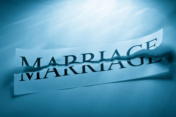 Broken Marriages
