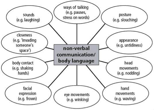 Non Verbal Body Language